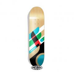 Дека Footwork PS Stix Stripes Wood